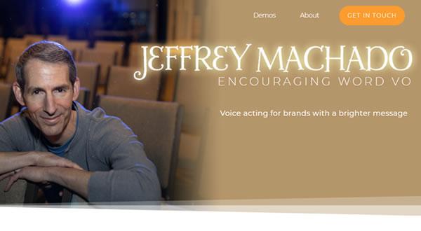 Jeffrey Machado branding by Celia Siegel Management
