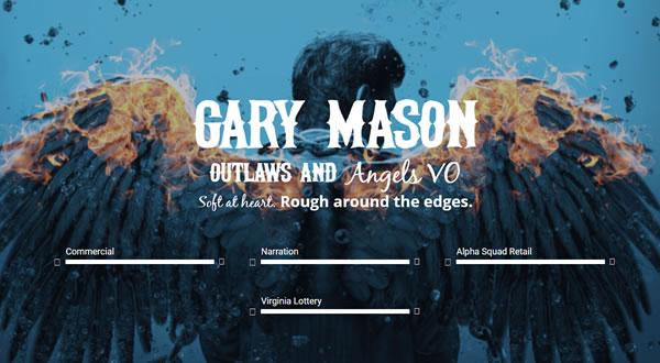 Gary Mason branding by Celia Siegel Management
