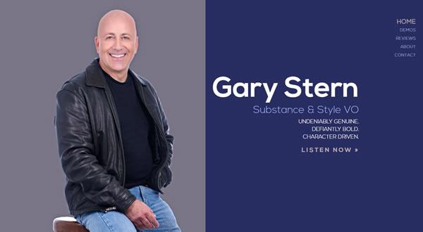 Gary Stern branding by Celia Siegel Management
